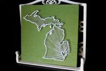 Crafty! Like Martha / craft ideas / by Christine Noeker