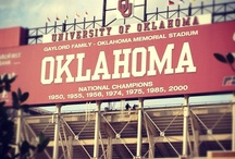 Boomer Baby!! / My absolute LOVE with all things OU- especially FOOTBALL!!!! / by Tristan Shelley