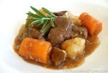 Recipes - Slow Cooker/Crockpot / by Julie T.