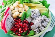 Vegetarian/Pescatarian Meals / by Julie Peem