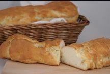 Recipes - GF Breads/Wraps / by Julie T.