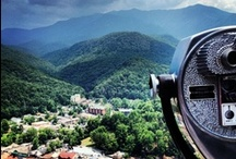 Gatlinburg Tennessee / The wonderful world of Gatlinburg Tennessee in the Great Smoky Mountains.  Gatlinburg is a great vacation destination for all ages and all interests.  Stay with us at Highlands Gatlinburg Resort and come explore the Smokies! / by Highlands Condos