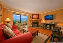 1 Bedroom Vacation Condos / Gatlinburg resort vacation condo rentals for 2-4 people at Highlands Condominiums.  The extras don't cost extra!  Resort amenities including two swimming pools, two hot tubs, sauna, ample free parking, and free Internet access. / by Highlands Condos