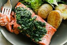 Recipes - Fish/Seafood / by Julie T.