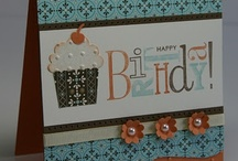 Card Ideas-Stamping / by Clarissa McDonald Gibbons