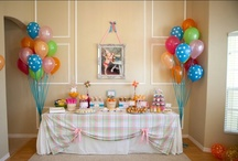 Party ideas / by Angie Travelino