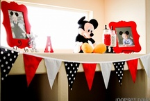 Birthday Party Ideas / by April Smith
