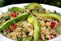 Recipes - Quinoa/Legumes/Rice / by Julie T.