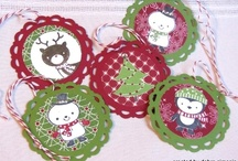 Paper Craft-Gift tags, cards / by Clarissa McDonald Gibbons