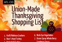 Made In America Thanksgiving! / by AFL-CIO