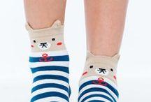 Foot wearing <3