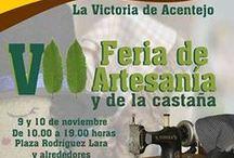 Ferias de Artesanía 2013 en Tenerife /