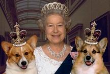 Royalty Queen Elizabeth II / by Redonia .