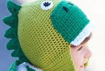 Crochet - Patterns for babies/toddlers/kids / by Julie T.