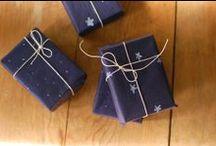suprises / gift packaging