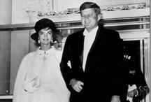 Camelot - John & Jackie Kennedy / by Redonia .
