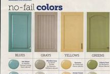 What's your color? / The best shades for every room in your space