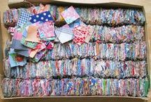 Scraps & Rags & Remnants / and the Wabi Sabi-ness of it all / by Jeannie