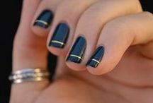 Nailed It! / Nails of all colors! / by Sam Winner