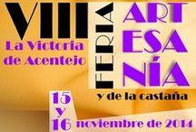 Ferias de Artesanía de Tenerife, 2014