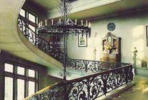 Biltmore Estate interior / by Redonia .