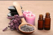 Massage Therapy: Aromatherapy & Emollients / by Julie T.