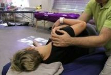 Massage Therapy: Stretching/Mobilzation & NMT / by Julie T.