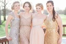 Wedding Party Attire / Fashion for everyone in your wedding party
