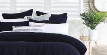 A Fresh Change of Season / As summer fades and autumn nears, feel more comfortable than ever with the perfect bedding and décor for the fresh change of season!