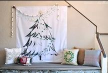 Merry and Bright / DIY Christmas projects, crafts, and decorations / by Carrie Spalding @ Lovely Etc.