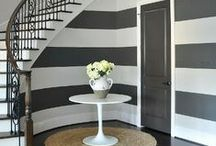 Big Beautiful Home Ideas / DIY and home decor projects that make a huge difference in your home. / by Carrie Spalding @ Lovely Etc.