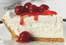 Cheesecake Recipes / We have a wide selection of cheesecake recipes to satisfy everyone's sweet tooth. With flavor combinations like chocolate chips and fruity favorites, there's a creamy dessert for any holiday or occasion.