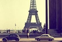 AROUND THE WORLD / by Elle Pollock