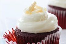 Cupcake Recipes / Whether you seek gourmet cupcake recipes or easy cupcake recipes, we've got you covered.