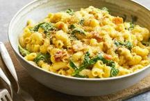 KRAFT Mac & Cheese, Please! / Check out our top-rated mac and cheese recipes—from easy bakes and quick skillets to budget-friendly dishes and kids' favorites.  / by Kraft Recipes