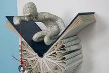 Art:  Paper Sculptures / by Lynne Wedeen