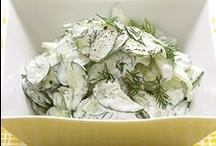Recipes:  Salads & Dressings / by Lynne Wedeen
