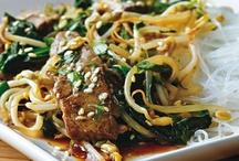 Recipes:  Asian / by Lynne Wedeen