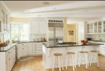 Cool Kitchen Spaces
