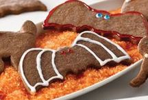 Halloween Recipes / Host a ghoulishly grand Halloween party with these terrifyingly tasty Halloween treats, desserts, and spooky recipes. Perfect for fall, these creative dishes are sure to be a hit with all your kids and guests.