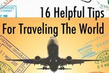 Travel Tips / Helpful hints and tips on everything travel related.