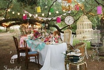 Mad Hatter's Tea Party Inspiration