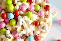 Sweet Treats / Yummy dessert recipes / by Carrie Spalding @ Lovely Etc.