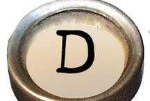 DDD --- That's Me! / by Denise Daniel