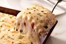 Lasagna Recipes / When you've got a casserole filled with layers of pasta, sauce, cheese and just about anything else you can think of, you've got a lasagna recipe in the works. / by Kraft Recipes