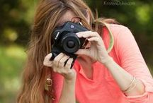 Learning To Take Great Photos / Photography tips for the amateur photographer / by Carrie Spalding @ Lovely Etc.
