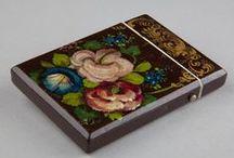 Calling Card Cases - Vintage  / by Lynne Wedeen