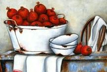 Fruit,Veggie &Trees Prints / by Marilou Dolan