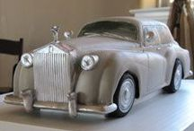 Show me the CAR CAKE! / For car fans & foodies. Just say.. #ShowMeTheCarCake!
