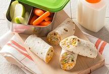 Lunchbox Recipes / Delicious lunchbox recipes for kids and adults alike! Find great lunch ideas and quick meals like sandwiches, salads, and snacks to bring to school or to work. Let's pack these easy and tasty lunchbox recipes together!